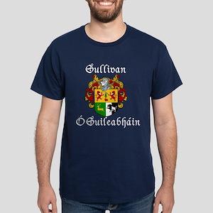 Sullivan In Irish & English Dark T-Shirt