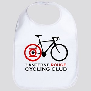 Lanterne Rouge Cycling Club Baby Bib