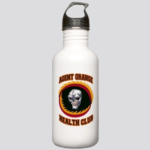 AGENT ORANGE HEALTH CL Stainless Water Bottle 1.0L