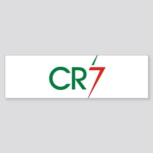 Cr7 Bumper Sticker