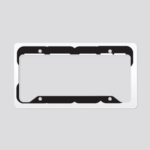 bboy1 License Plate Holder
