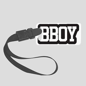 bboy1 Small Luggage Tag