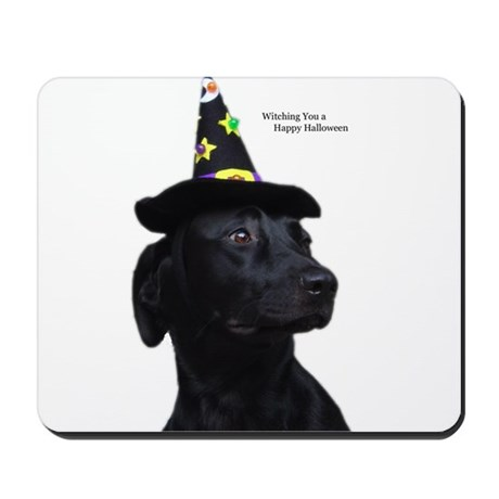 witch lab Mousepad