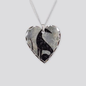 Sable Necklace Heart Charm