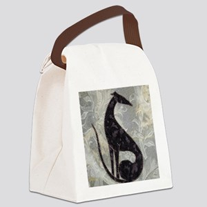 Sable Canvas Lunch Bag