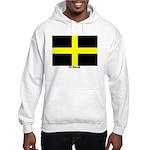 Wales St David Hooded Sweatshirt