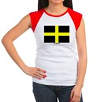 Wales St David Women's Cap Sleeve T-Shirt