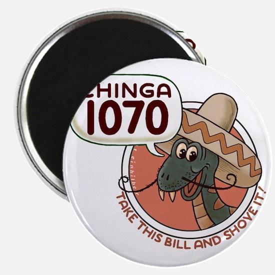 chinga1070-b Magnet