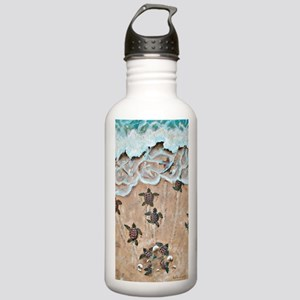 Race To The Sea  Stainless Water Bottle 1.0L
