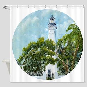 Key-West-Light-2 Shower Curtain