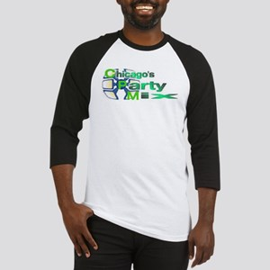 Chicago's Party Mix Baseball Jersey
