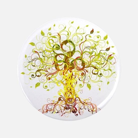"Tree Art 3.5"" Button"