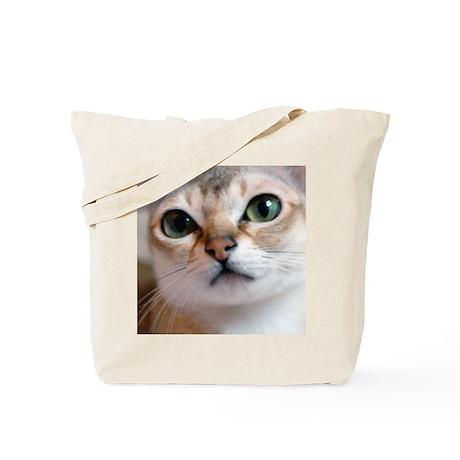 Happiness is a Singapura Cat Tote Bag