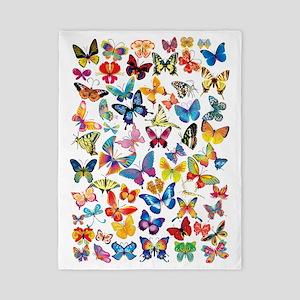 Butterflies Twin Duvet