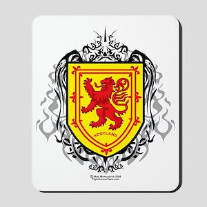 Rampant-Lion-Tribal--2009 Mousepad