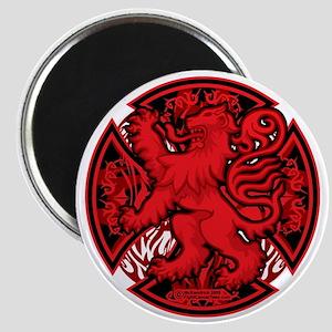 Scottish-Red-Cross Magnet