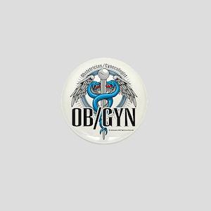 OBGYN-Blue Mini Button