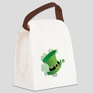 stpatrick Canvas Lunch Bag