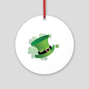 stpatrick Round Ornament