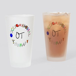 ot round Drinking Glass