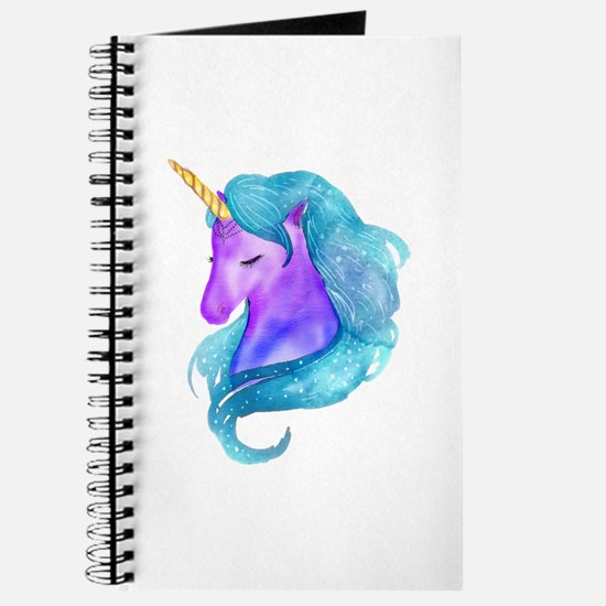 Golden Horn Unicorn Journal