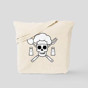 chef-pirate-T Tote Bag