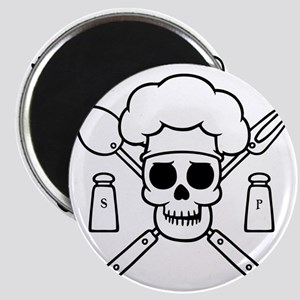 chef-pirate-T Magnet