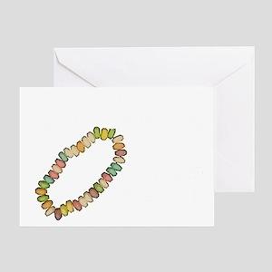 scrubs-candy-bracelets-dk Greeting Card