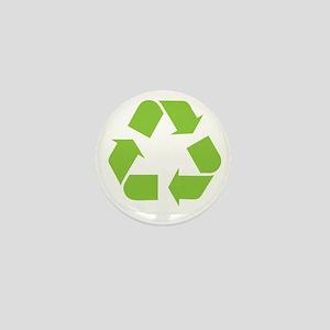 Recycle TRANS Mini Button