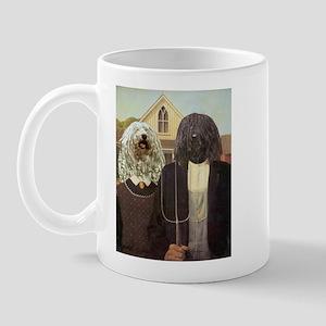 American Puli Mug