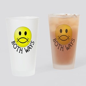 CP-T both blk Drinking Glass