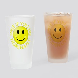 CP-T dom yellow Drinking Glass