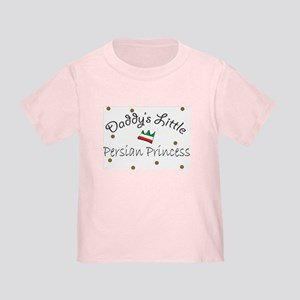 Daddy's Little Persian Princess Toddler T-S