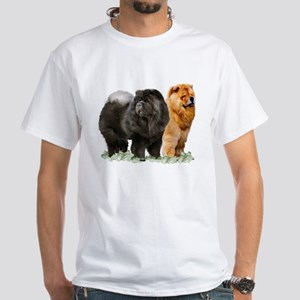 red and black chows T-Shirt