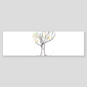Tree of Life Sticker (Bumper)