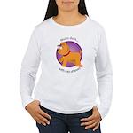 Mutts Do It Women's Long Sleeve T-Shirt