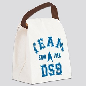 star-trek_team-ds9 Canvas Lunch Bag
