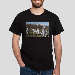 Korean War Memorial Dark T-Shirt