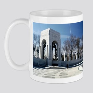 World War II Memorial Mug