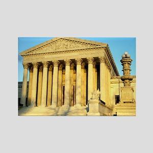 Supreme Court Rectangle Magnet
