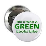 "Green 2.25"" Button (100 pack)"
