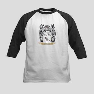 Janacek Coat of Arms - Family Cres Baseball Jersey
