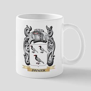 Janacek Coat of Arms - Family Crest Mugs