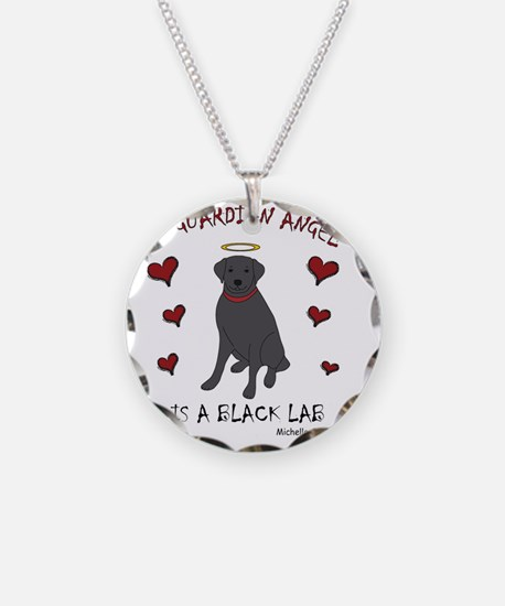 2-BlackLab Necklace