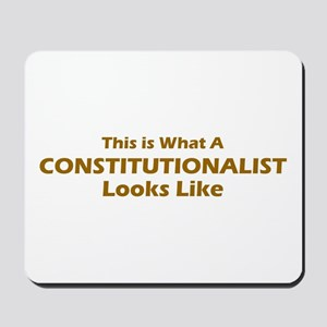 Constitutionalist Mousepad