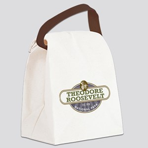 Theodore Roosevelt National Park Canvas Lunch Bag