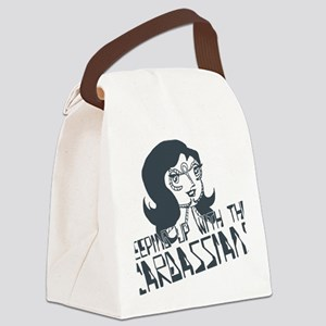 star-trek_cardassians Canvas Lunch Bag