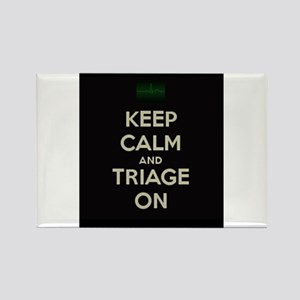keep calm and triage on larger Magnets