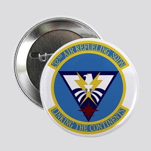 """32nd Air Refueling Squadron 2.25"""" Button"""