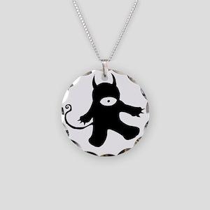 Devi - Shirt Pocket Necklace Circle Charm